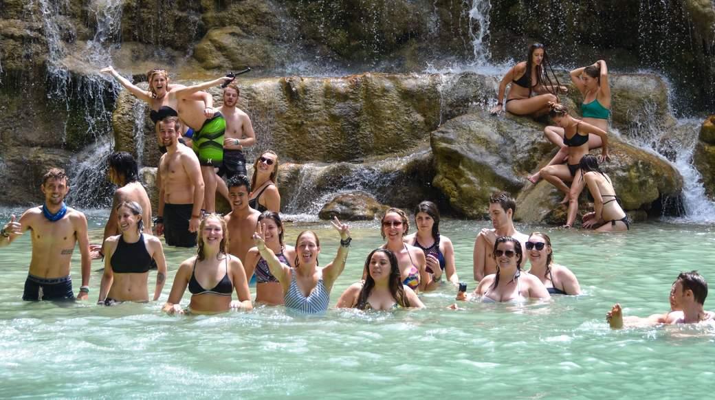 adventure tour laos