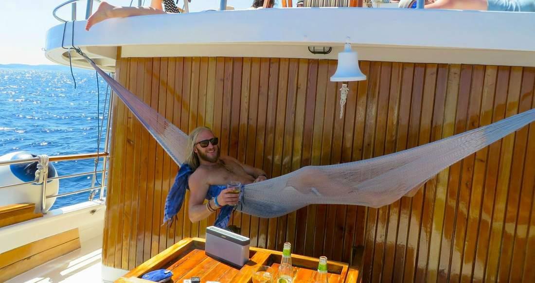 croatia yacht trip