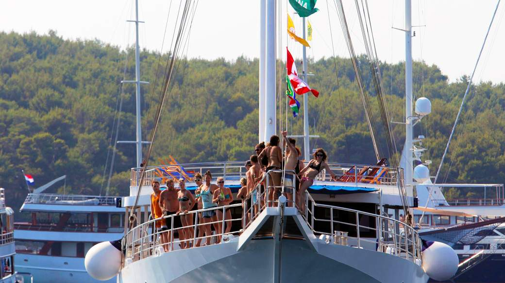 croatia group travel