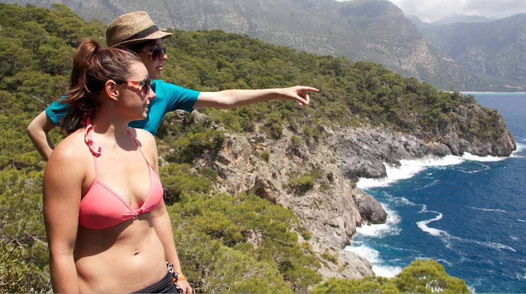 mediterranean ocean viewpoints