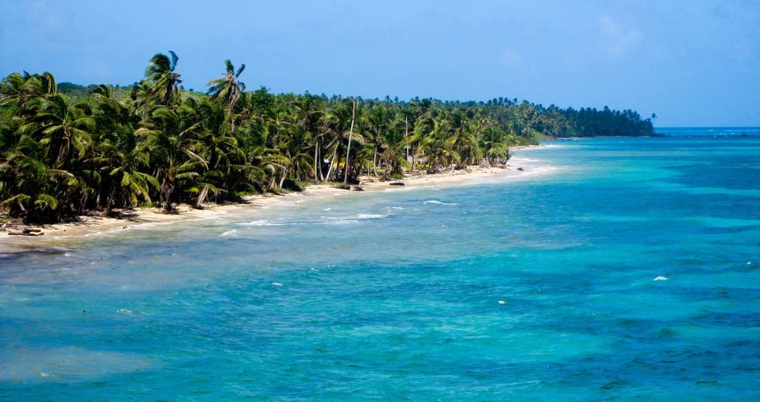 Little Corn Island quiet beaches of nicaragua