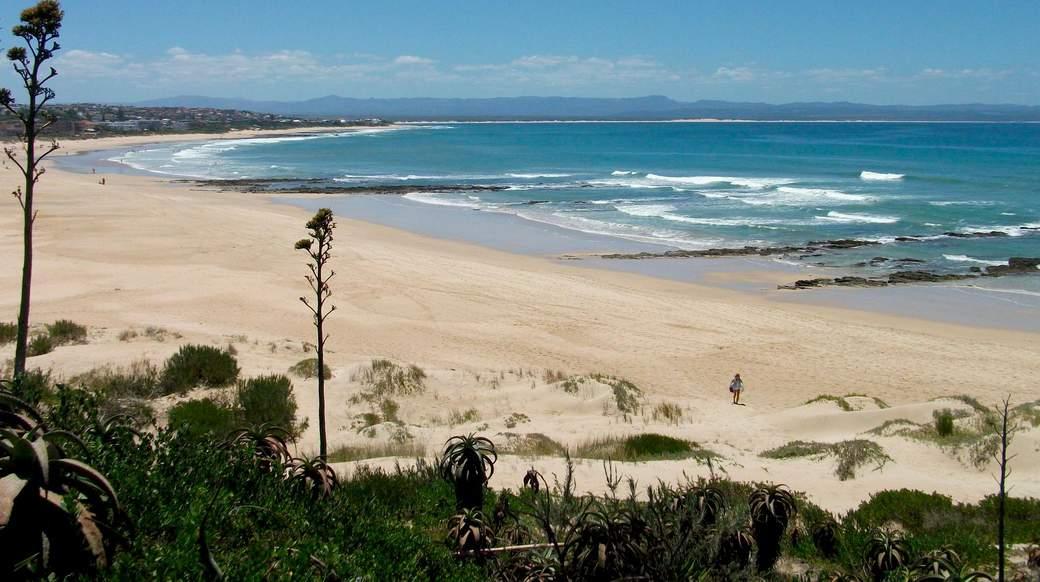 Beach South AFrica travel adventure