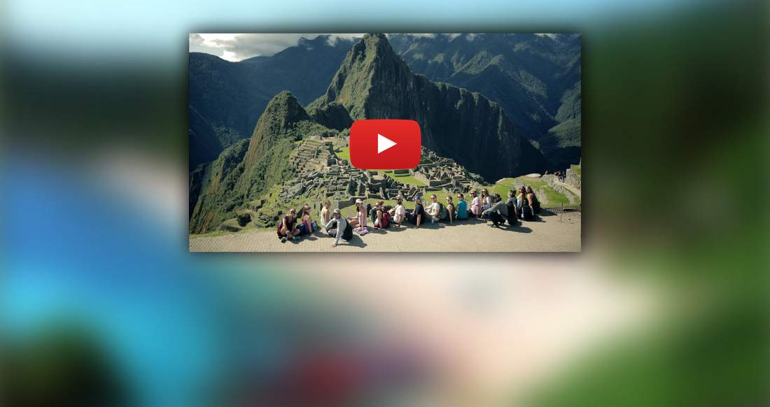 Peru Adventure Travel Video