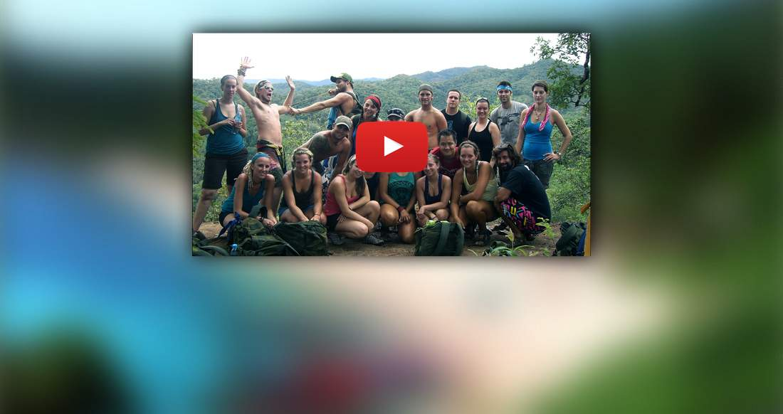 Promo video for the 25 day Thailand, Laos, Cambodia trip showing off epic experiences