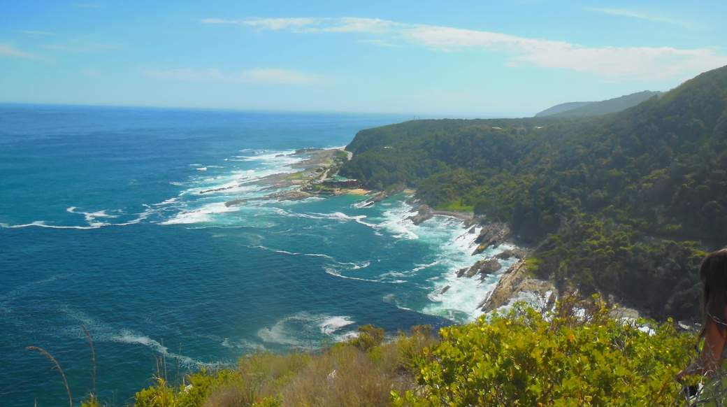 Coastline Africa Travel