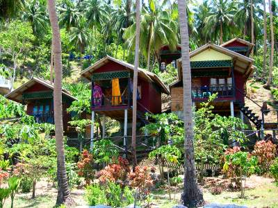 Thailand Accommodations Gallery