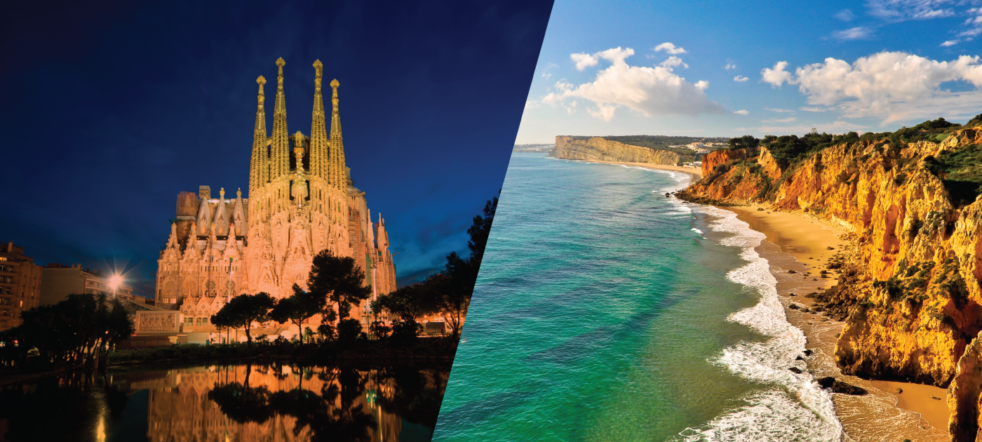 Two New Trips - Spain and Portugal