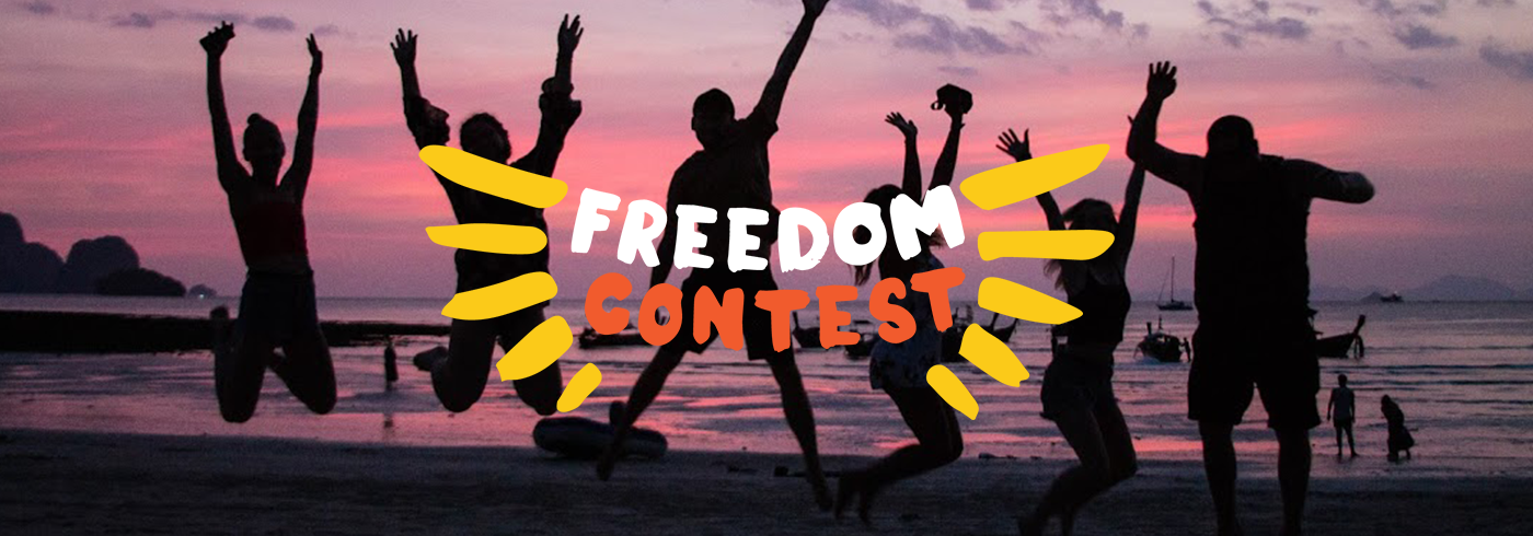 Freedom Contest. Win a Free trip.