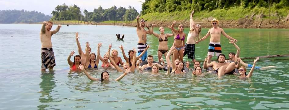 Group travel tour thailand