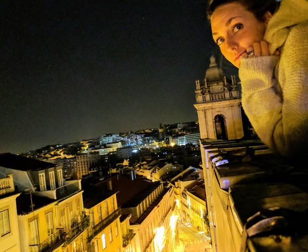 city view lisbon