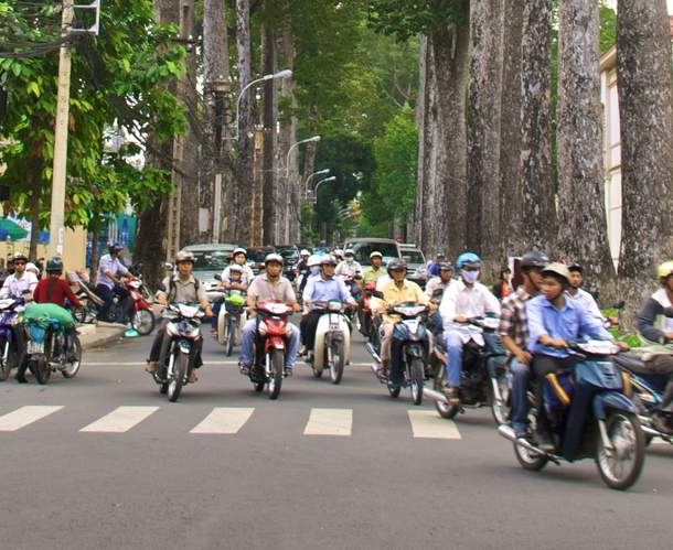 innovation of traffic in vietnam Traffic is grateful for the financial contribution from the rufford foundation towards this website technology and innovation article in the natural sciences.