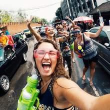 Songkran - Thailand New Year's Trip: 10 Days